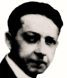 Théo Varler vers 1933.