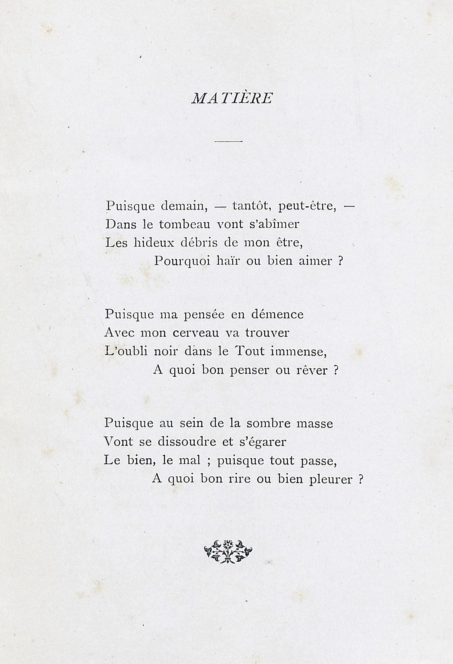 Ppt Victor Hugo Poeme Romantique