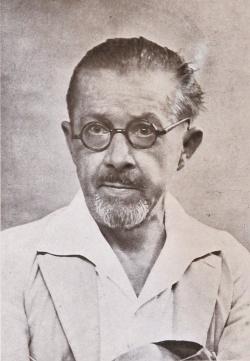 Photo fontispice de Théo Varlet. La grande panne. Querqueville: l'Amitié par le livre, 1936.